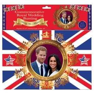 Royal bunting
